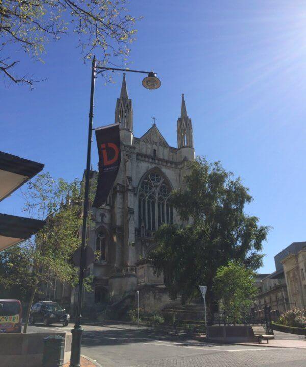 ダニーデンのセントポール教会