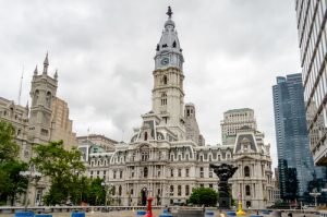 フィラデルフィア市庁舎