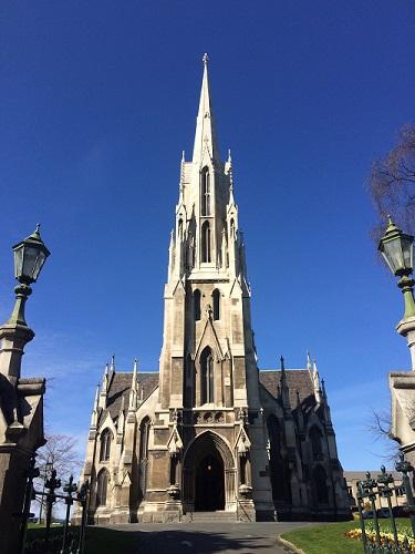 ファースト教会 全景