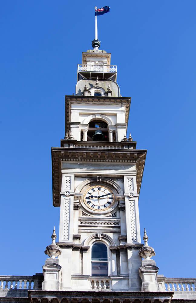 ダニーデン市庁舎