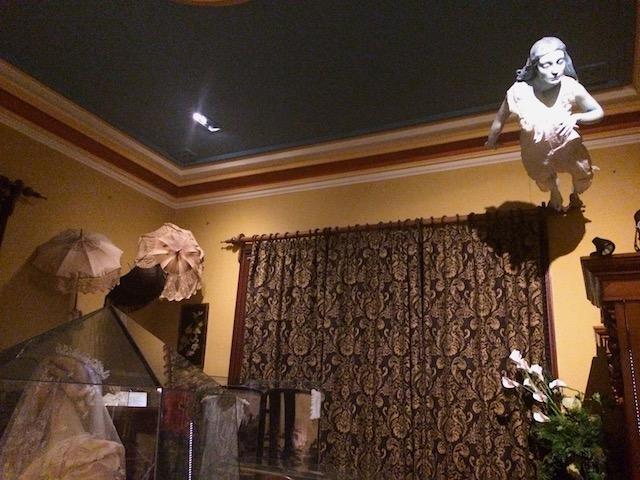 ラーナック城ちょっと怖い部屋