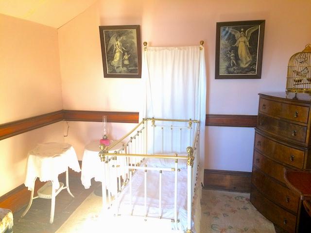 ラーナック城赤ちゃんの部屋