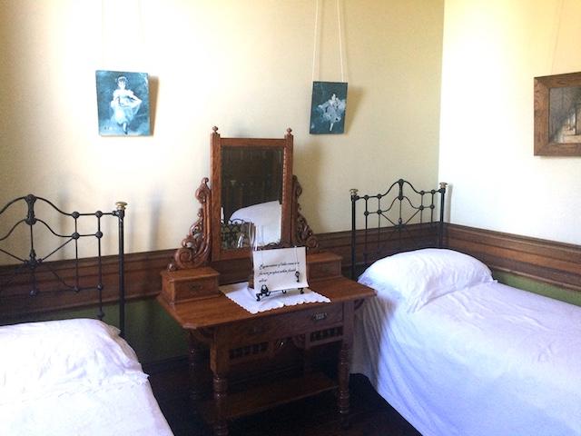 ラーナック城子供の寝室