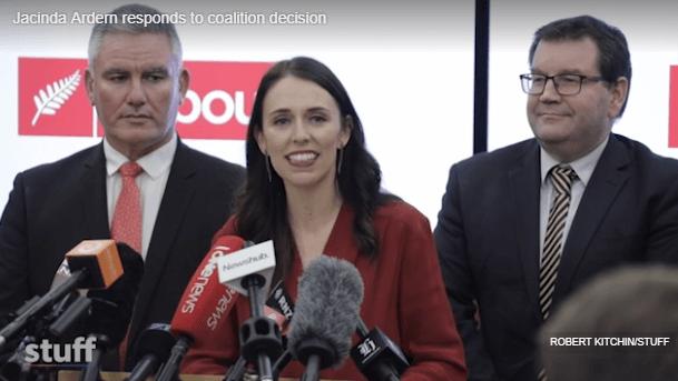 ジャシンダ アーダーンニュージーランド首相