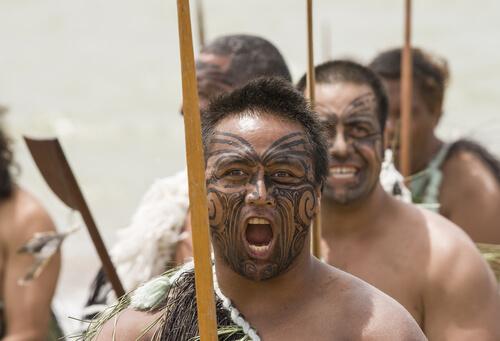 ニュージーランドのワイタンギデー