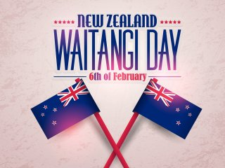 ニュージーランドの祝日ワイタンギデー