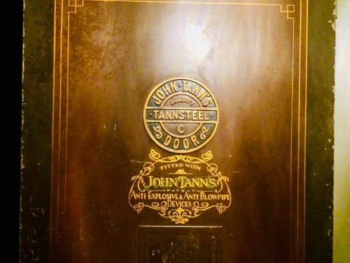 ディスティンクション ダニーデンホテル 個室の一番大きな戸