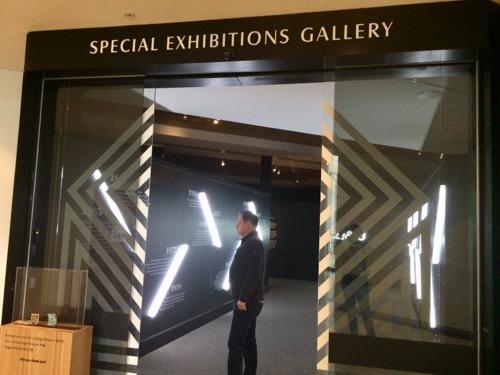 オタゴ博物館 Est展示