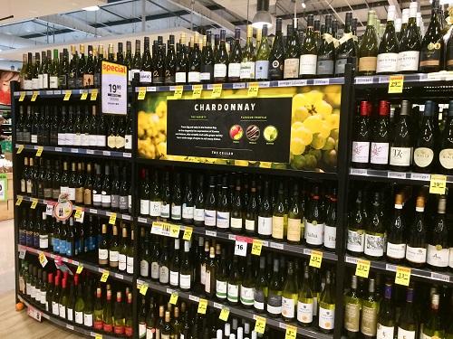 ダニーデンのカウントダウンセントラル ワイン