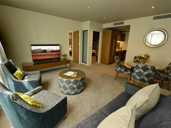 ディスティンクションダニーデンホテルのtwo-bedroom-suite