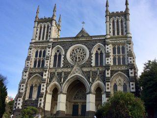 ダニーデンのカトリック教会 セント ジョセフ大聖堂