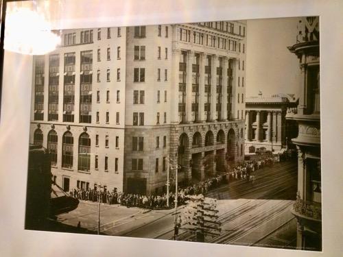 ディスティンクション ダニーデンホテル 昔の写真