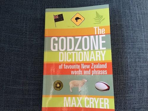 ニュージーランドのスラングがいっぱいの本The Godzone Dictionary