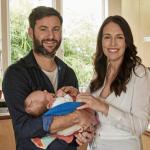 ニュージーランド首相ジャシンダ・アーダーンさんに女の赤ちゃんが誕生