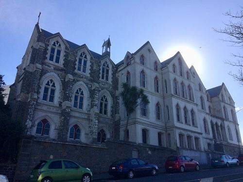 セント ジョセフ 大聖堂 小修道院