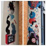 Dunedin Street Art 16 Vogel Street