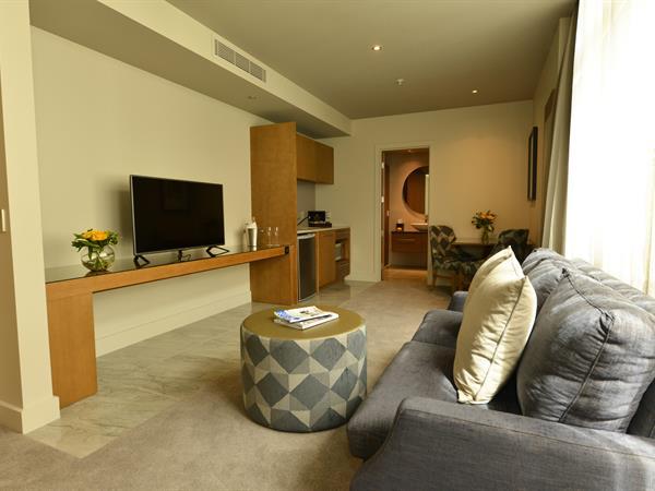 ディスティンクションダニーデンホテルのone-bedroom-suite