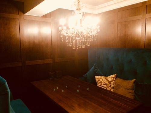 ディスティンクション ダニーデンホテル 個室1
