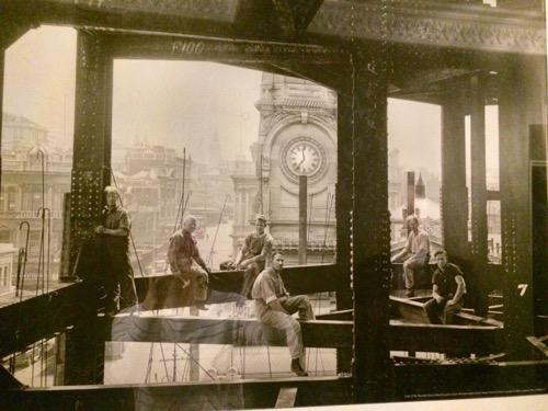 ディスティンクション ダニーデンホテル 建設当時の写真