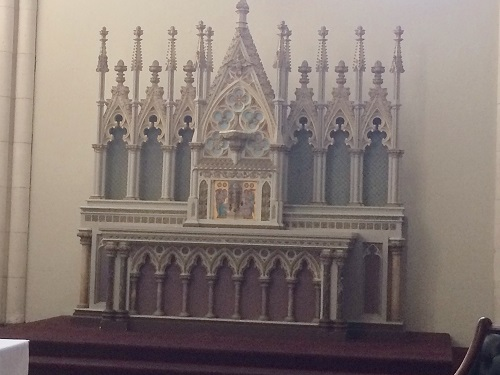 セント ジョセフ 大聖堂の祭壇