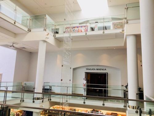 オタゴ博物館 ホール部分