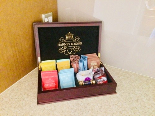 ディスティンクション ダニーデンホテル 無料のコーヒー、紅茶