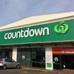 ダニーデンの中心の大きなスーパーマーケット【Countdown Dunedin Central(カウントダウン)】