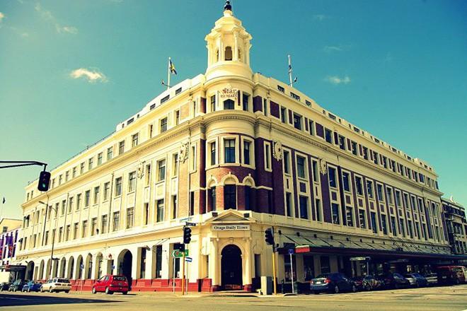 オタゴデイリープレス 会社の建物