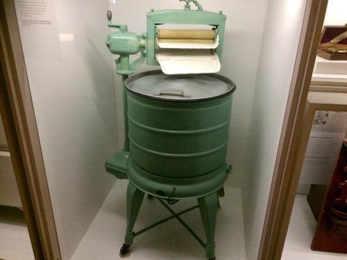トイトゥ・オタゴ・セトラーズ・ミュージアム 洗濯機