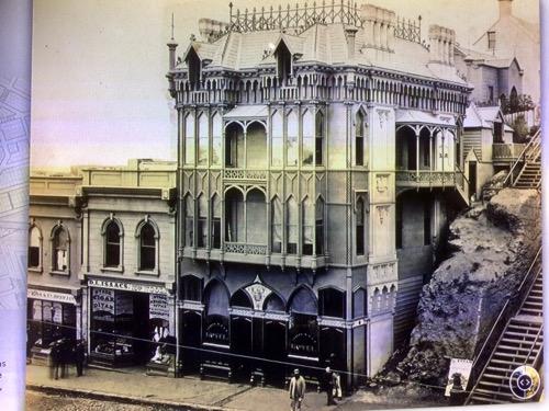 トイトゥ・オタゴ・セトラーズ・ミュージアム ゴールドラッシュ期の建物