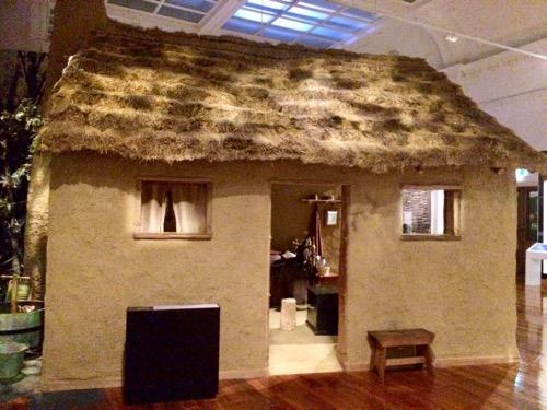 トイトゥ・オタゴ・セトラーズ・ミュージアム ダニーデンの昔の家