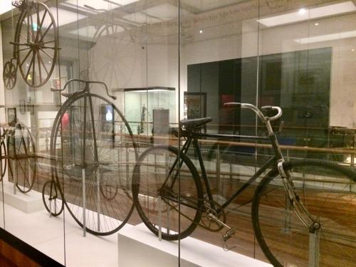 トイトゥ・オタゴ・セトラーズ・ミュージアム 自転車
