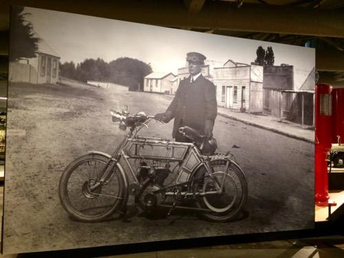 トイトゥ・オタゴ・セトラーズ・ミュージアム バイクのポスター