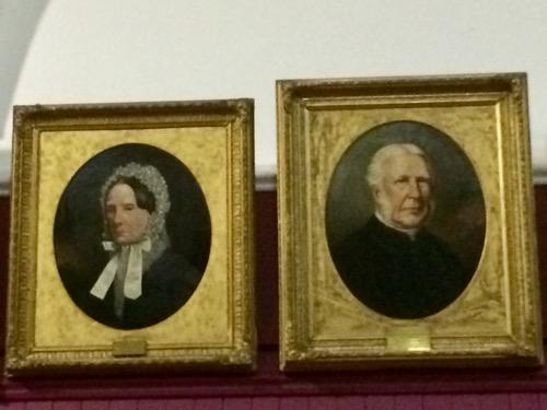 トイトゥ・オタゴ・セトラーズ・ミュージアム トーマスバーンズ肖像画