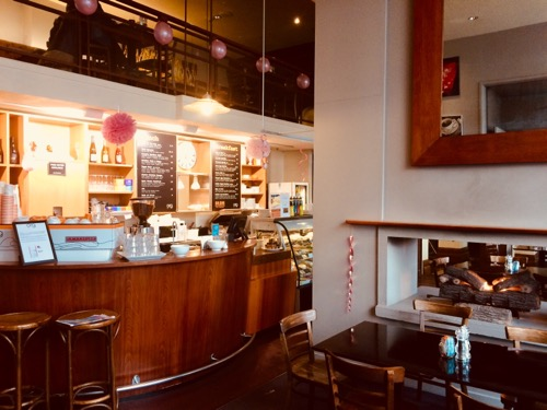 シーニックホテル ダニーデン ボルディー二レストラン