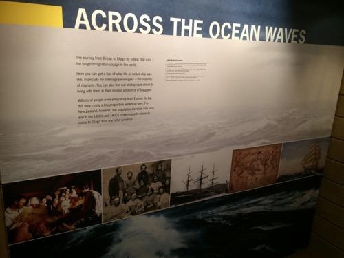 トイトゥ・オタゴ・セトラーズ・ミュージアム 航海