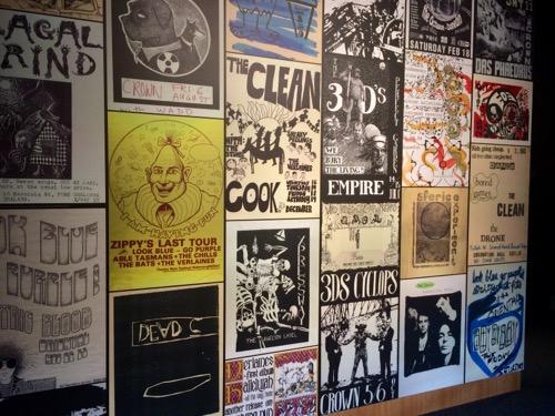 トイトゥ・オタゴ・セトラーズ・ミュージアム ダニーデンの音楽シーン