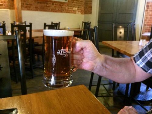 ダニーデンのスぺイツ醸造所 生ビール