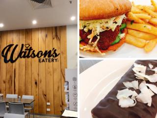 ダニーデンのビーガンカフェ【Watson's Eatery】はいつも大人気!
