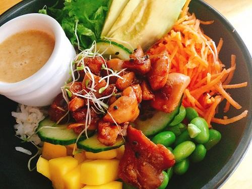 ダニーデンの日本食レストランJizoのポケボール