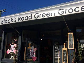 ニュージーランドダニーデンのカフェBlack's Road Green Grocer