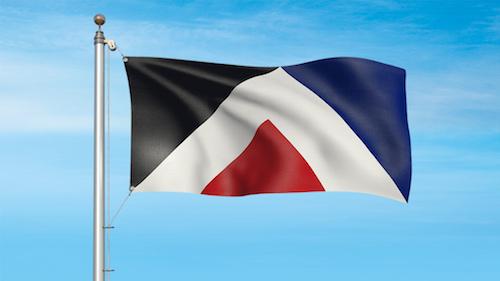ニュージーランド新国旗案の候補 レッドピーク
