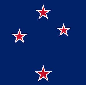 ニュージーランド国旗の意味 星