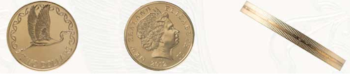 ニュージーランド2ドル硬貨