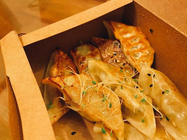 ニュージーランドのウーバーイーツで日本食