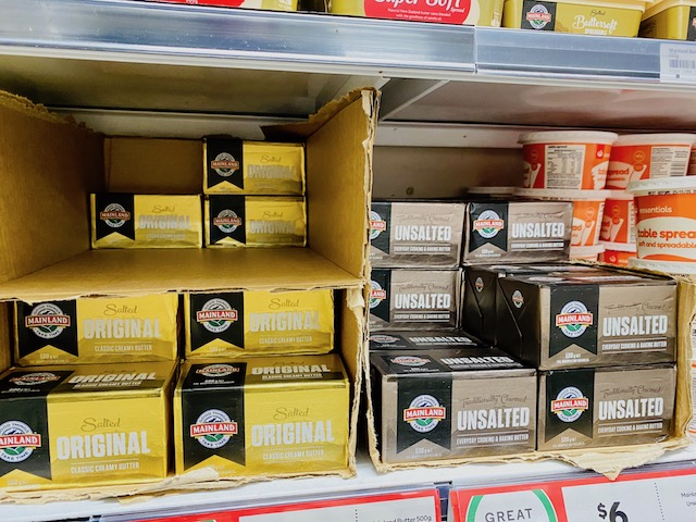 ニュージーランドのバターはおいしい?