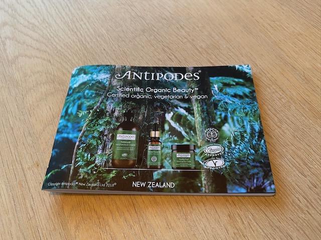 アンティポディースはニュージーランドのオーガニックコスメ