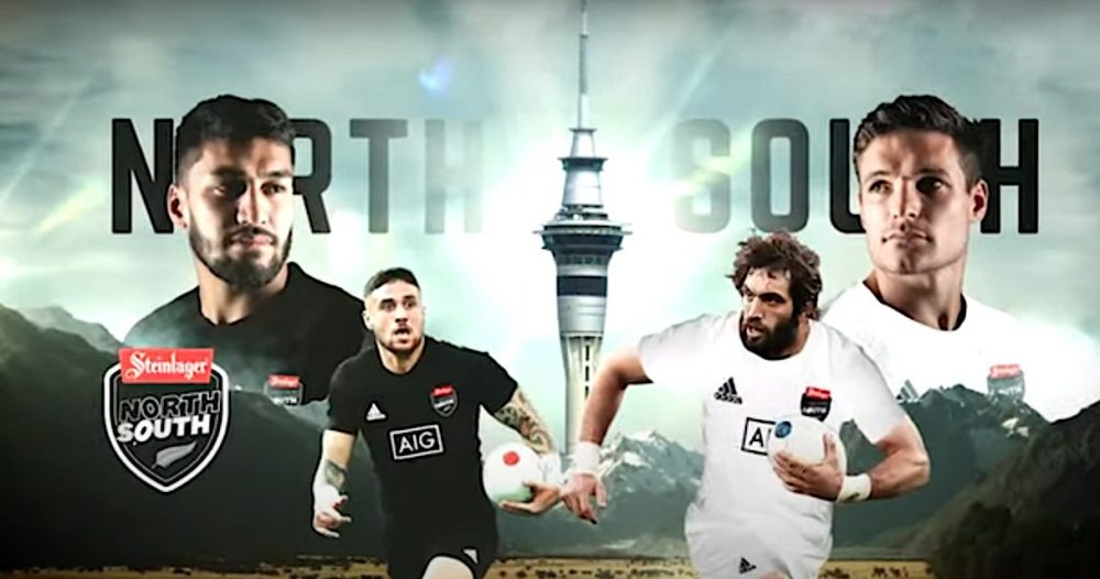 【NZインターアイランドマッチ】北島対南島ラグビー大会のチームや3つの豆知識