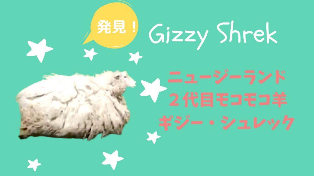 ニュージーランドでモコモコの羊が発見!シュレックの再来か?
