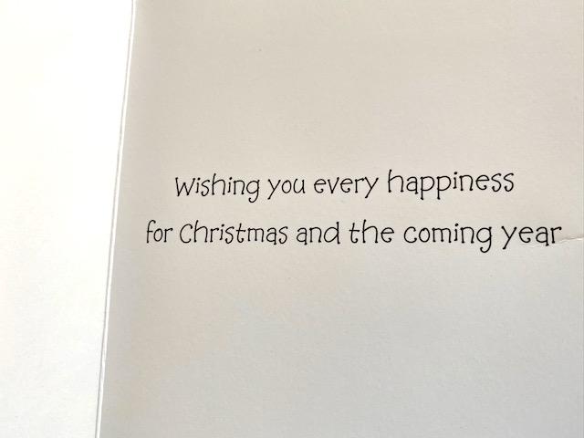 ニュージーランドのクリスマスカードの書き方